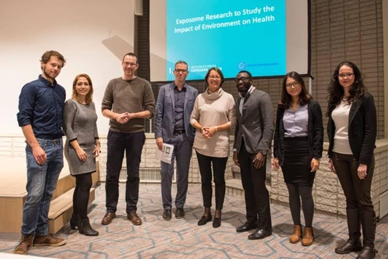 UofT PhD students on exchange at Utrecht University